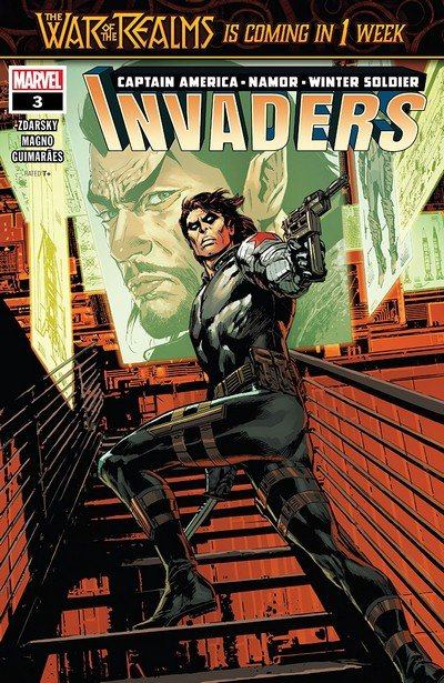 Invaders #3 (2019)