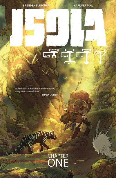 Isola Vol. 1 (TPB) (2018)