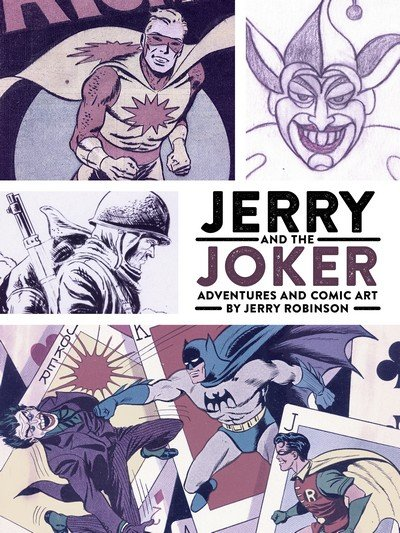 Jerry and the Joker – Adventures and Comic Art (2017)