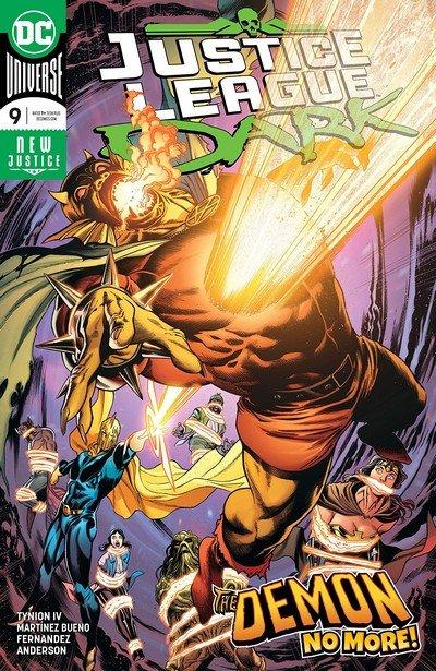 Justice League Dark #9 (2019)