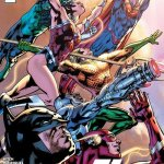 Justice League of America #1 – 10 + TPBs (2015-2017)