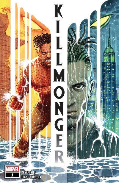 Killmonger #1 – 5 (2019)