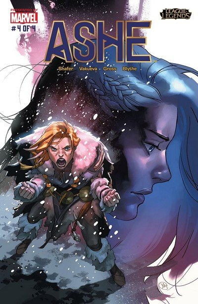 League of Legends – Ashe – Warmother Special Edition #4 (2019)