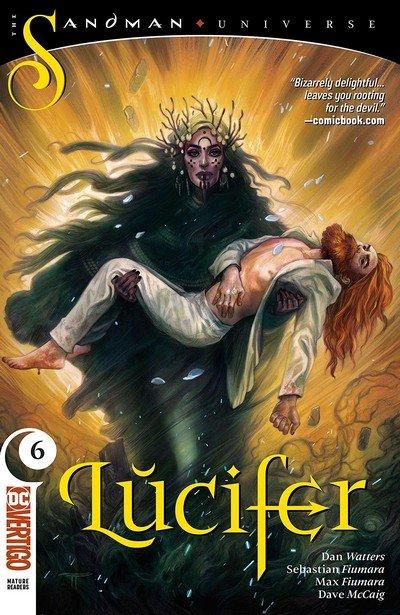 Lucifer #6 (2019)