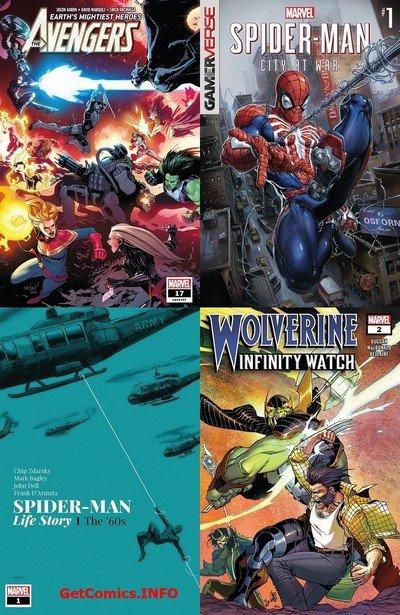 2019 03 20 Marvel Week+ – GetComics