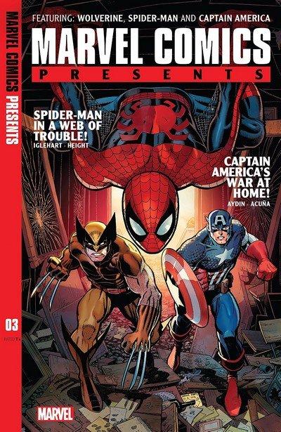 Marvel Comics Presents #3 (2019)