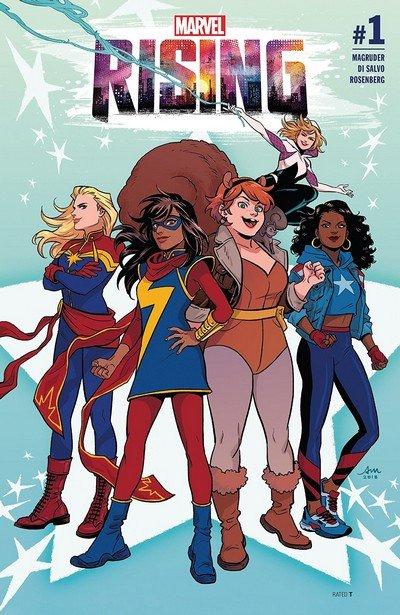 Marvel Rising #1 (2019)