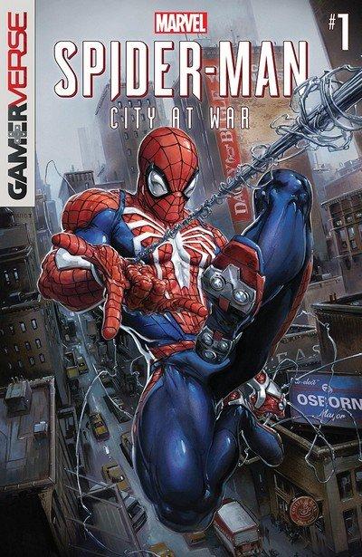 Marvel's Spider-Man – City At War #1 (2019)