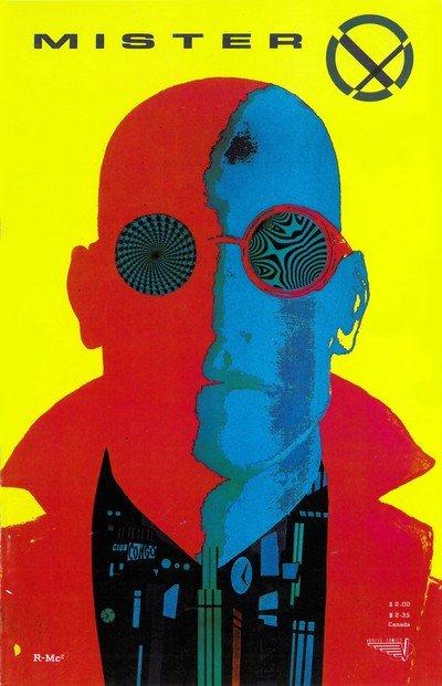 Mister X Vol. 2 #1 – 13 (1989-1991)