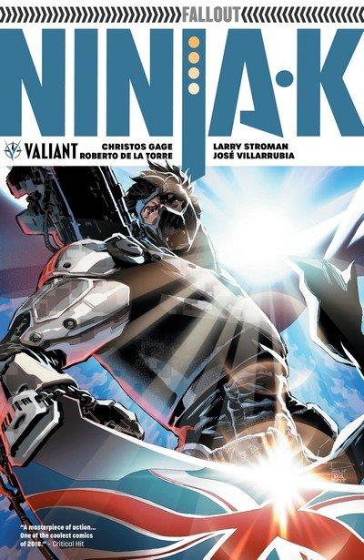 Ninja-K Vol. 3 – Fallout (TPB) (2019)