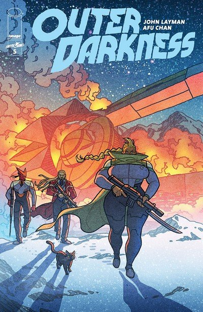 Outer Darkness #5 (2019)