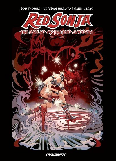 Red Sonja – The Ballad of the Red Goddess (2019)