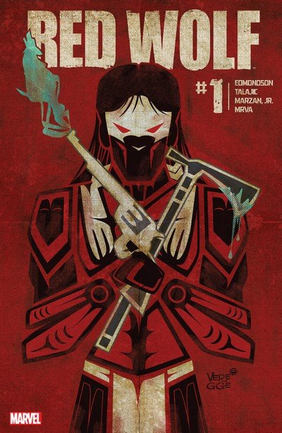Red Wolf #1 – 6 (2016)