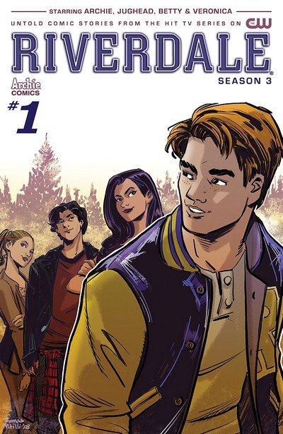 Riverdale – Season 3 #1 (2019)