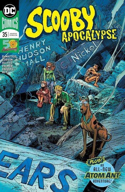 Scooby Apocalypse #35 (2019)