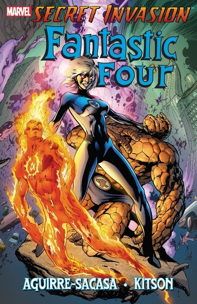 Secret Invasion – Fantastic Four (TPB) (2009)