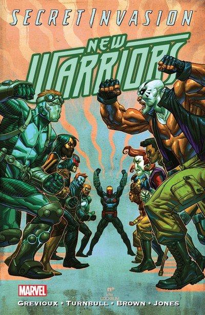Secret Invasion – New Warriors (TPB) (2009)