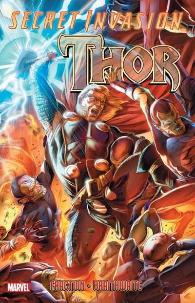 Secret Invasion – Thor (TPB) (2009)