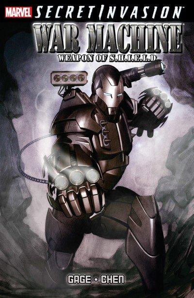 Secret Invasion – War Machine (TPB) (2009)