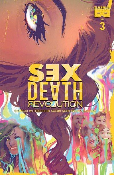 Sex Death Revolution #3 (2019)