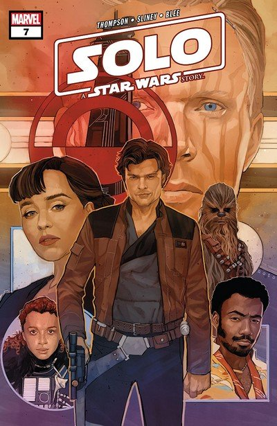 Solo – A Star Wars Adaptation #7 (2019)
