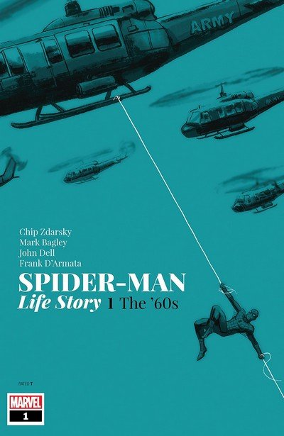 Spider-Man – Life Story #1 (2019)