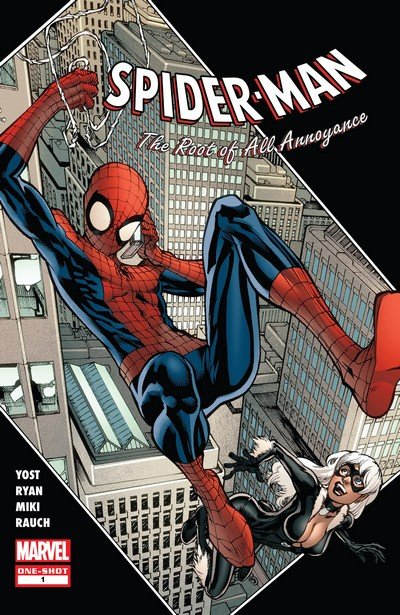 Spider-Man – The Root of All Annoyance #1 (2009)