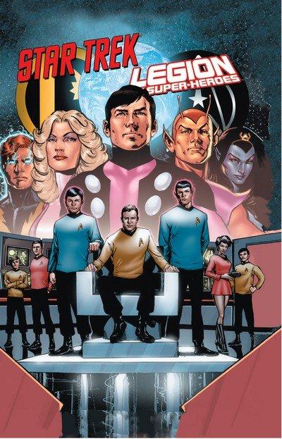 Star Trek – Legion of Super-Heroes (TPB) (2012)