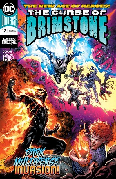 The Curse Of Brimstone #12 (2019)