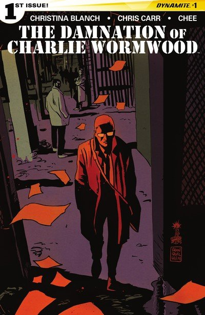 The Damnation of Charlie Wormwood #1 – 5 (2014-2015)