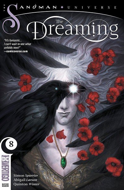 The Dreaming #8 (2019)