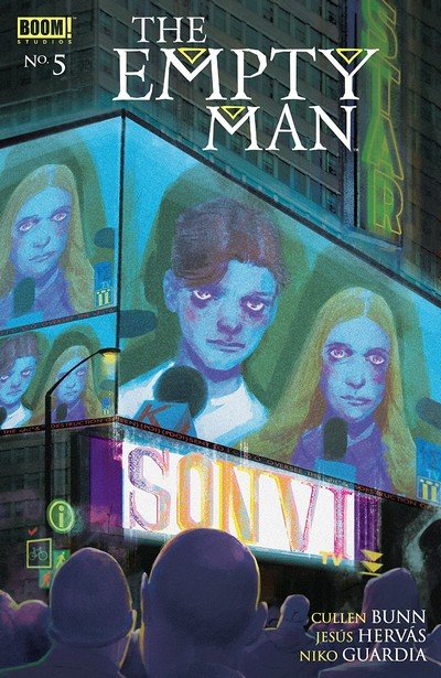 The Empty Man #5 (2019)