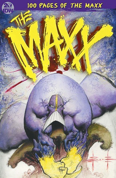 The Maxx 100-Page Giant (2019)