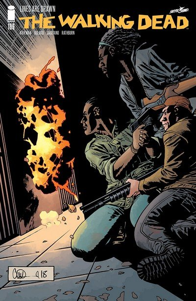 The Walking Dead #189 (2019)