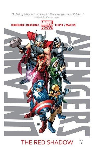 Uncanny Avengers Vol. 1 TPBs – Vol. 1 – 5 (2013-2015)