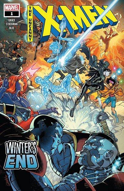 Uncanny X-Men – Winter's End #1 (2019)