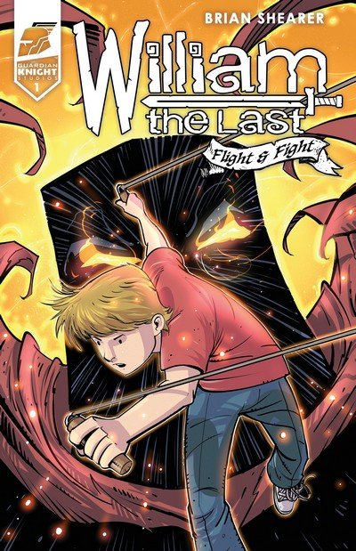William the Last – Flight & Fight #1 (2019)
