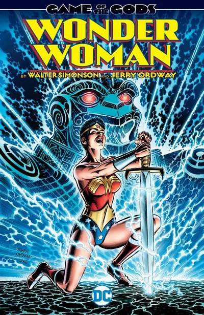 Wonder Woman by Walt Simonson and Jerry Ordway (2018)