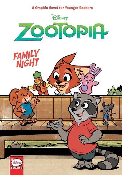 Zootopia – Family Night (2019)
