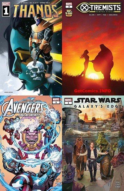 2019.04.24 Marvel Week+