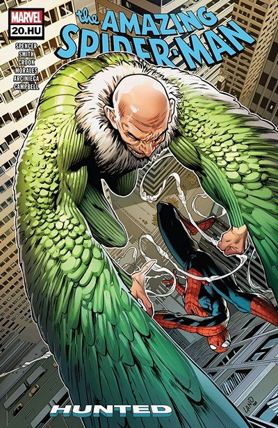Amazing Spider-Man #20.HU (2019)