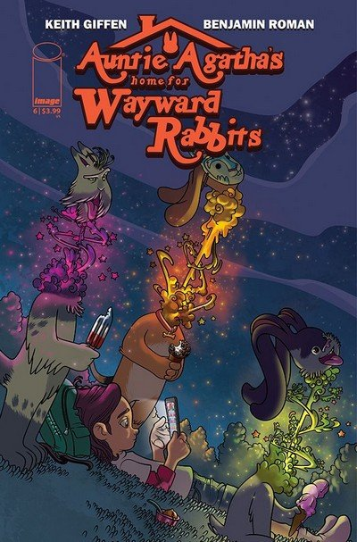 Auntie Agatha's Home For Wayward Rabbits #6 (2019)