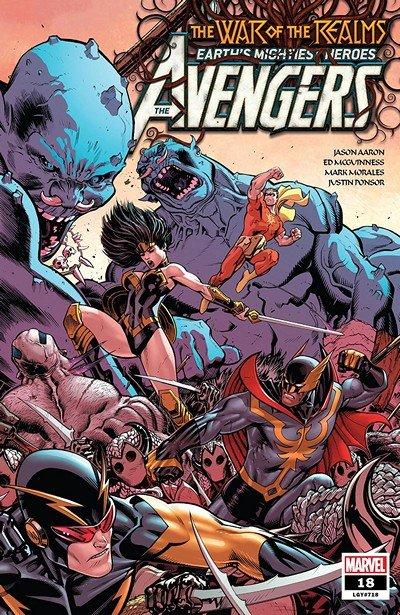 Avengers #18 (2019)