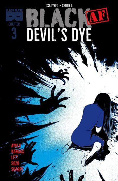 BLACK [AF] – Devil's Dye #3 (2019)