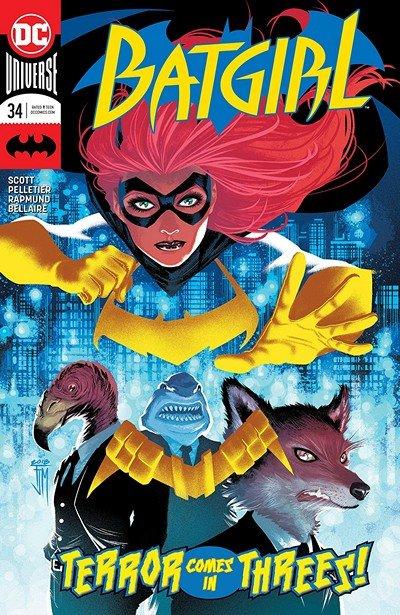 Batgirl #34 (2019)