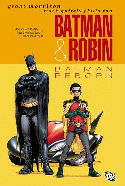 Batman and Robin Vol. 1 – 4 (TPB) (2010-2012)