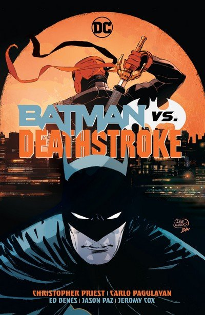 Batman vs. Deathstroke (TPB) (2019)