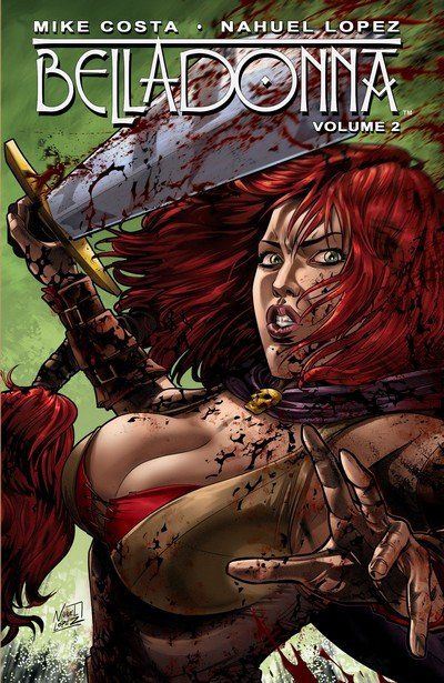 Belladonna Vol. 2 (TPB) (2015) (ADULT)