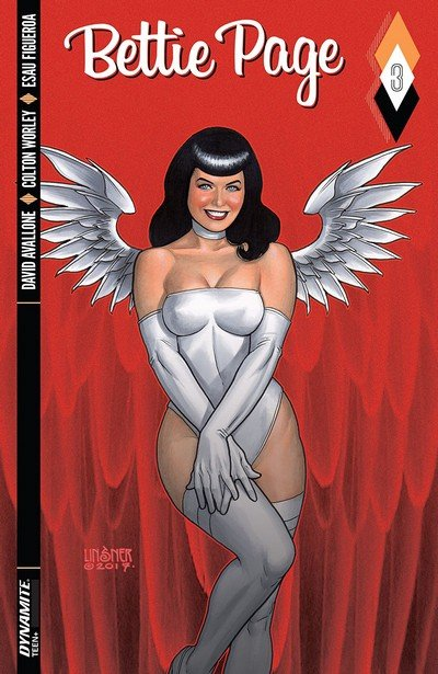 Bettie Page #3 (2019)