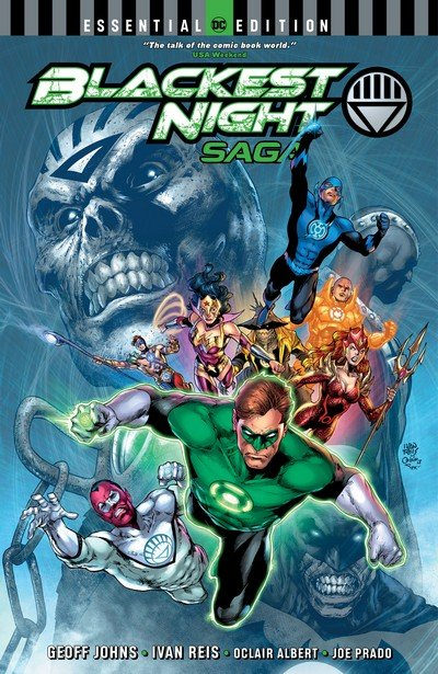 Blackest Night Saga (DC Essential Edition) (2019)